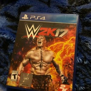 Other - Wwe 2k17